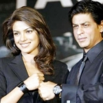 Thank You Priyanka, Shah Rukh Finds A Unique Way Of Showing His Gratitude