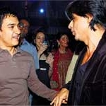 Aamir ends his war with Shahrukh