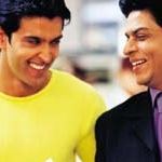 Shahrukh&#8217;s special bonding with Hrithik