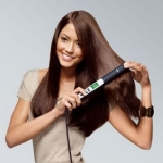 Permanent hair straightening