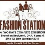 Fashion Station-Grand Exhibition in Karachi