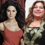 Veena Malik Vs Dolly Bindra
