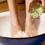 Detox Foot Bath Recipes