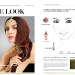 Bridal makeup Look 2012 By Nabila
