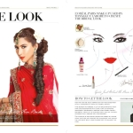 Bridal makeup Look 2012 by Toni & Guy