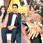 Goher Mumtaz of Jal Band is now engaged