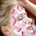 Rose Face Mask for Combination Skin