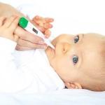 Fever in babies