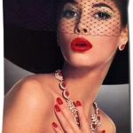 Red lips: How to do perfect red lips