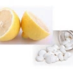 Aspirin &#038; Lemon Juice Mask for Acne