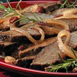 Berry Nice Brisket Recipe