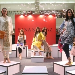 Sana Safinaz launched one stop shop at Dolmen Mall