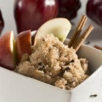 Zesty Apple Rub for dry skin