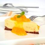 Mango Cheesecake- Perfect Summer Dessert