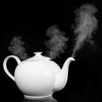 Teapot Face Steam