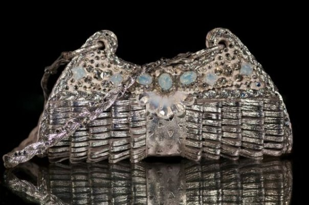 Elegant Evening Handbags by Ali Fateh