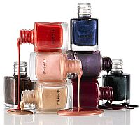 Nail Color trends 2012