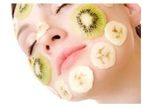 Refreshing Fruit Facial Masks