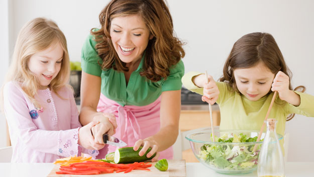 Ten ways to ensure Healthy Eating Lifestyle in Children