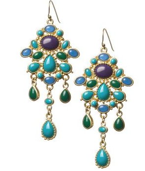 Chandelier Earrings: The Eye Catching Accessory