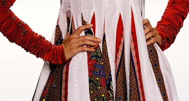 Pakistani fashion in Milan Fashion Week 2009