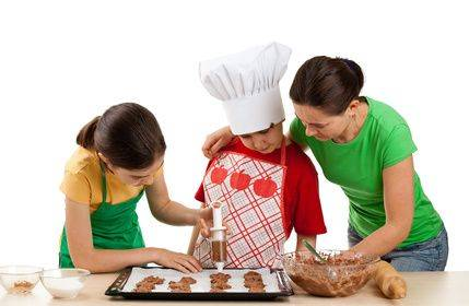 Kids Safety in the kitchen