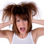 Repair Dry and Damaged hairs