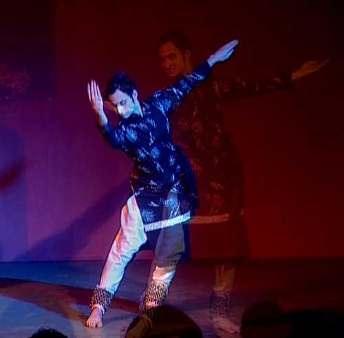 Umair Arif's Kathak Solo Dance Performance in Lahore