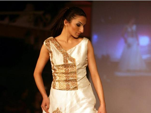 Student Designer's Creation Display in Lahore