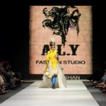 The Lost Romance Collection by Ali Xeeshan at Lahore Fashion week