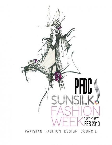 PFDC Sunsilk Fashion Week Airing Schedule on Geo