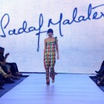 Sadaf Malaterre's collection at PFDC Fashion week