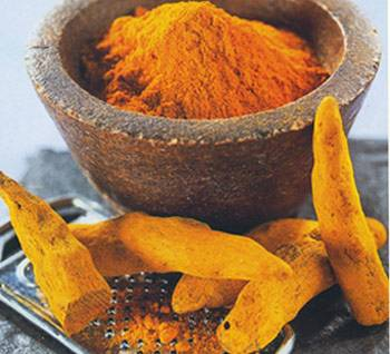 Turmeric skin care