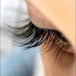 Stimulate eye lash growth
