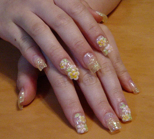 French Nail Art