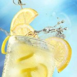 Refresh yourself with Lemonade in Summer