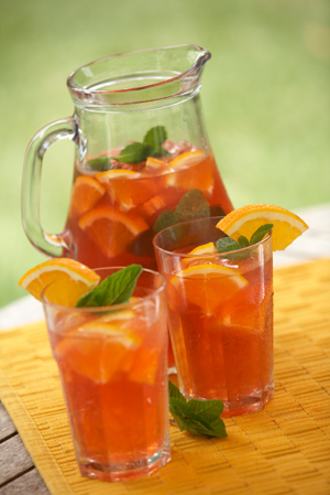 Ideal summer cooler – Iced Tea