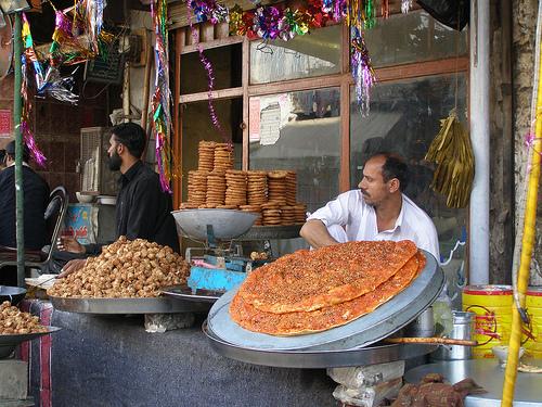 Katlama- The Delicious Festive food of Lahore