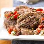 Greek Lamb Platter recipe