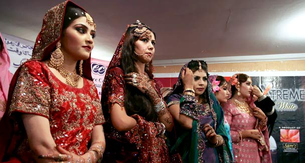 Bridal Competition in Peshawar