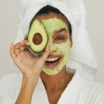 Avocado mask-Slather it on!
