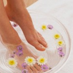Chamomile- A treat for your feet