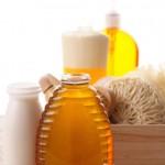 Indulge yourself in Honey milk bath