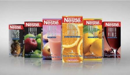 Nestle fruitavitals