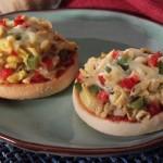 Low Calorie MiniPizzas