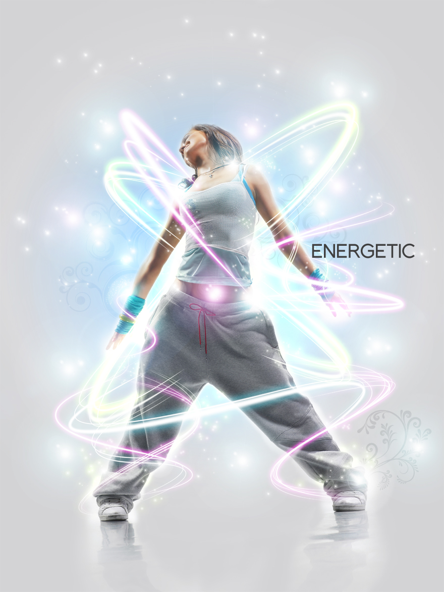 Be Energetic