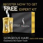 Get Free Sunsilk Expert Kit in Pakistan