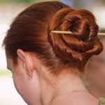 Simple Bun-The Classic Hairstyle
