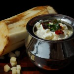 Banana stem raita-Healthy and healing meal