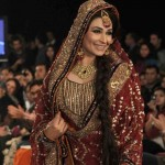 Stunning Reema at Bridal Couture Week Lahore 2010